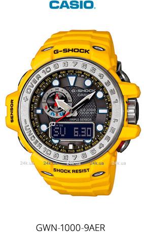 Часы Casio GWN-1000-9AER