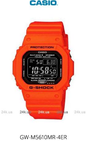 Часы Casio GW-M5610MR-4ER