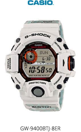 Часы Casio GW-9400BTJ-8ER