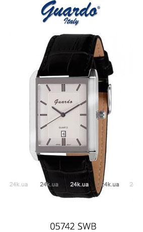 Часы Guardo 05742 SWB
