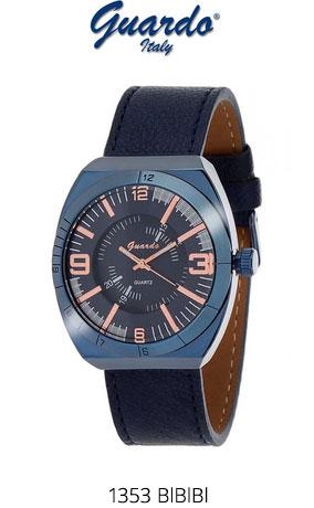 Часы Guardo 1353 BlBlBl