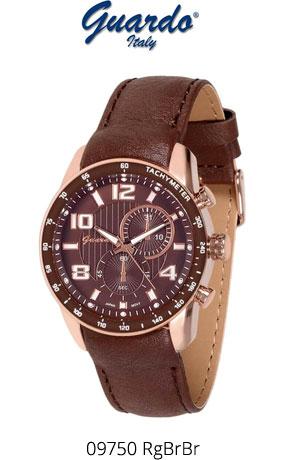 Часы Guardo 09750 RgBrBr