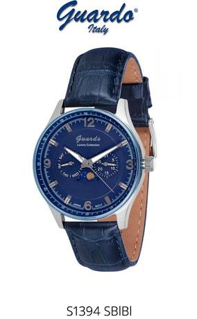 Часы Guardo S1394 SBlBl