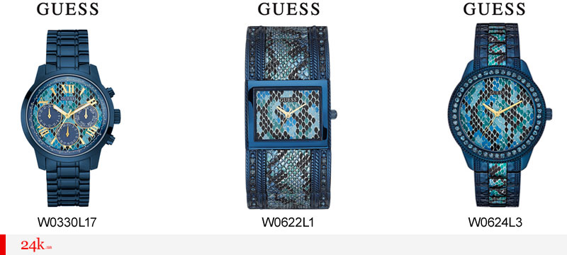 Часы Guess Indigo Illusion