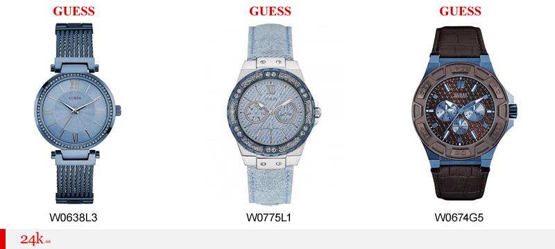 Стильные женские часы Guess