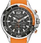 Яркие хронографы NST 02 от Nautica
