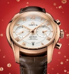 De Ville Co-Axial Chronograph от Omega.