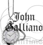 Часы от эпатажного Джона Гальяно