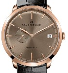 1966 Small Seconds and Date от Girard-Perregaux