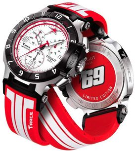 T-Race Nicky Hayden Limited Edition 2013 от Tissot