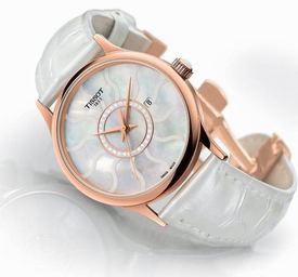 Rose Dream Gold от Tissot