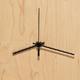 Интерьерные часы из дерева от украинской компании Art-Life