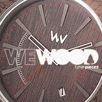 Деревянные часы WeWood. Обзор часов из натурального дерева