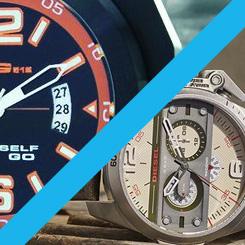Молодежные часы RG512 и Diesel: можно ли сравнивать оригинальность?