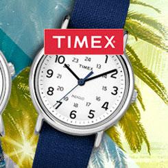 Новые часы Timex. Яркие новинки от американского производителя Таймекс