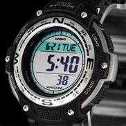 Обзор часов Casio SGW-100-1VEF