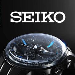 Часы Seiko Sportura: энергия солнца и движения в спортивных часах от Сейко