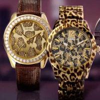 Часы Guess с узорами и коллекция Romantic  Rebel. Топ 5 лучших часов с узорами от известных брендов