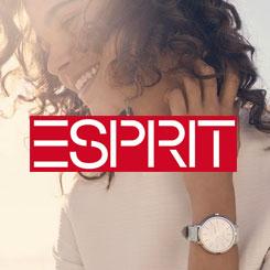 Новинки Esprit: модные часы для повседневного образа
