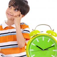 Как научить ребенка пользоваться часами и распознавать время