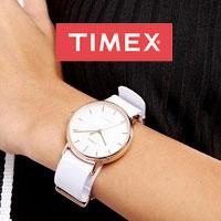 Модные новинки Timex. Новые часы Таймекс для стильных мужчин и женщин