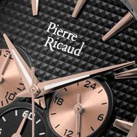 Новинки мужских часов Pierre Ricaud