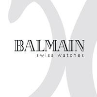 Новые часы  Balmain: роскошные образы для современных женщин