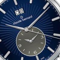 Новые часы Claude Bernard. Изысканные рисунки и вкусные оттенки в новинках от Claude Bernard