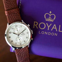 Обзор новых часов Royal London
