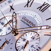 Новые часы Guardo: трендовые дизайны и качественные механизмы