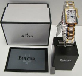 Предварительный просмотр фотографии Bulova 98L157