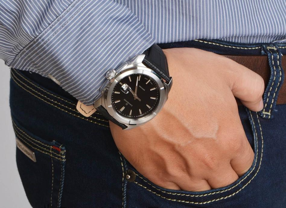 Часы Candino C4635_3 Часы Romanson RL6A19QLG(WH)