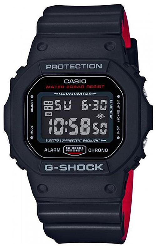 Часы Casio DW-5600HR-1ER