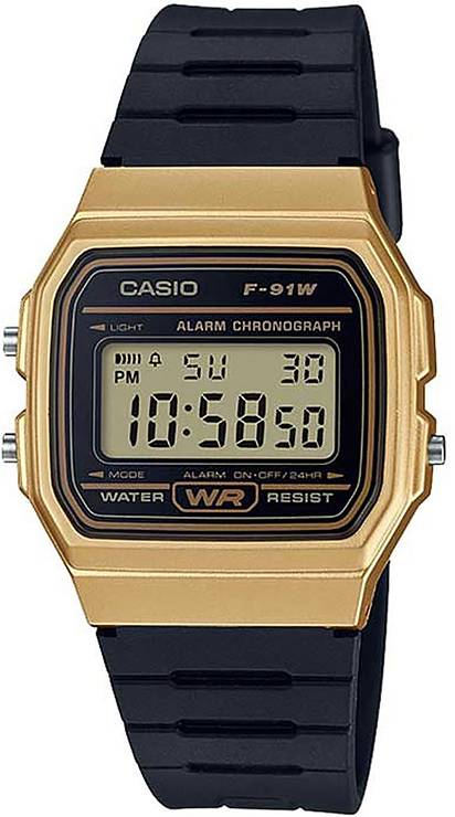 Часы Casio F-91WM-9AEF