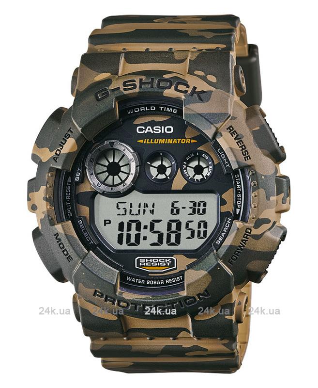 Часы Casio GD-120CM-5ER
