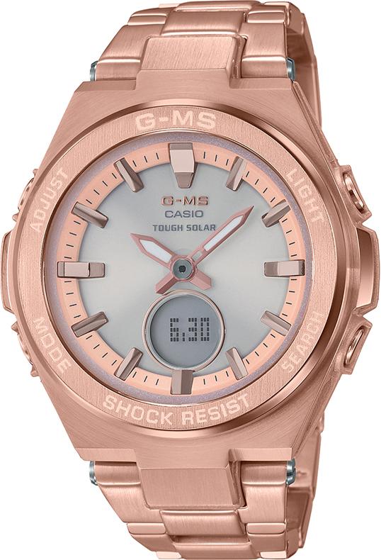 Часы Casio MSG-S200DG-4AER