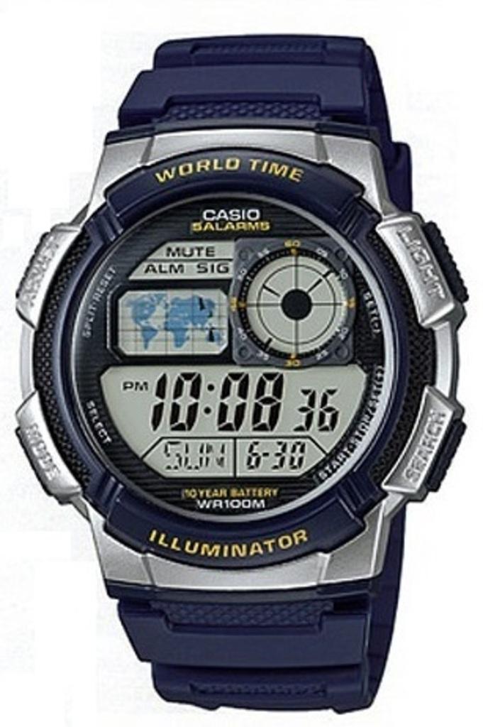 Часы Casio AE-1000W-2A-A