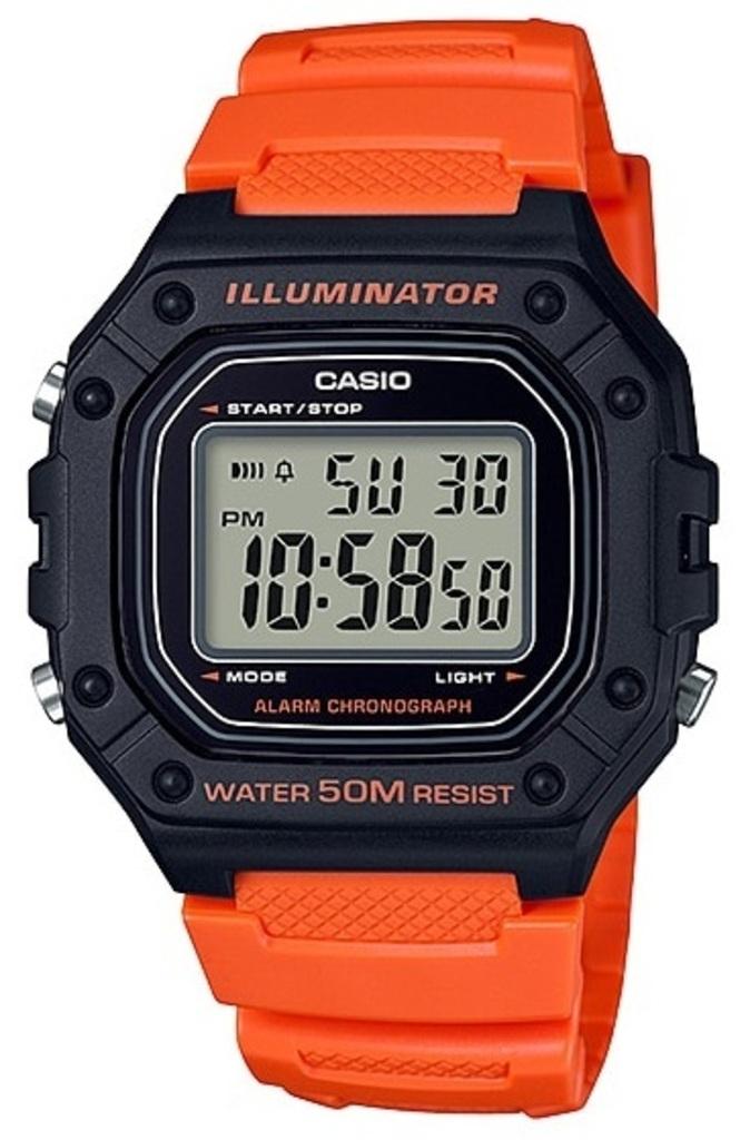 Часы Casio W-218H-4B2V-A