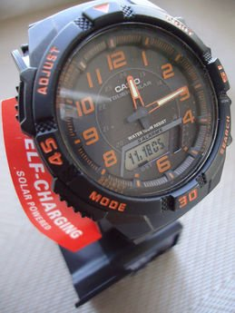 Предварительный просмотр фотографии Casio AQ-S800W-1B2VEF