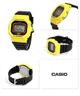Предварительный просмотр фотографии Casio DW-5600TB-1ER
