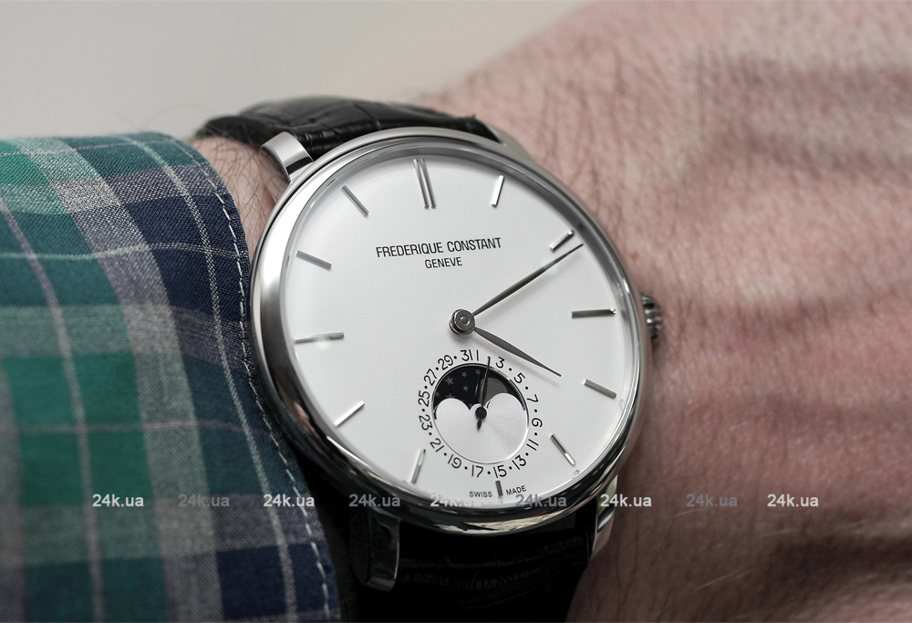 Мужские часы Frederique Constant FC-705S4S6 Мужские часы Seiko SRK040P1