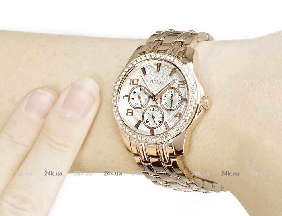 Женские часы Guess W0403L3 Женские часы Gc Y06010L1