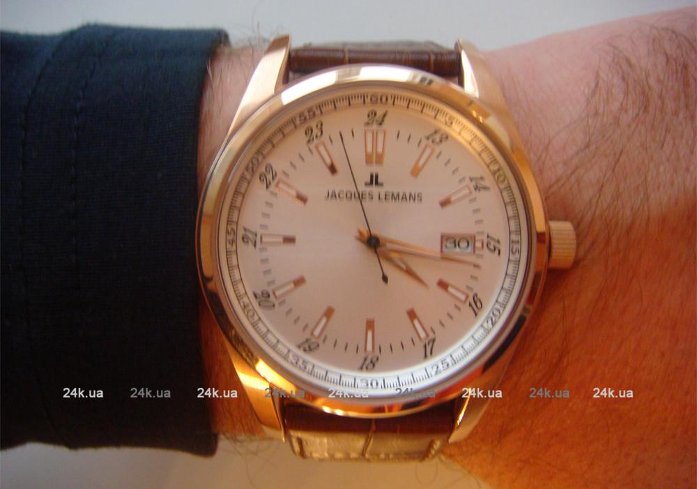 наручные часы Jacques Lemans в e-katalogru