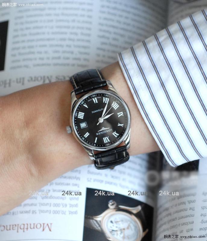 L2.893.4.51.7. Мужские часы Longines L2.893.4.51.7 в Киеве. Купить ... 86615cb496