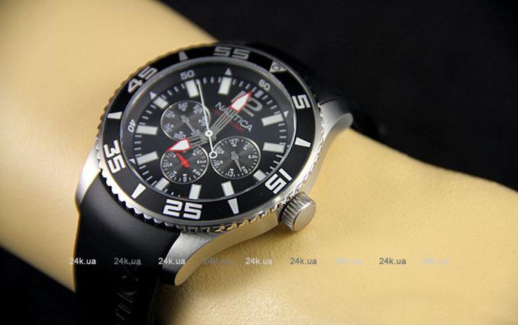 Часы Nautica A12022G Часы Adriatica A1105.1113QF