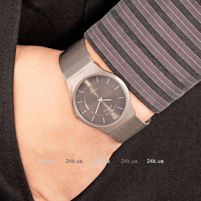 cb4627a2 233LTTM. Мужские часы Skagen 233LTTM в Киеве. Купить часы 233 LTTM в ...