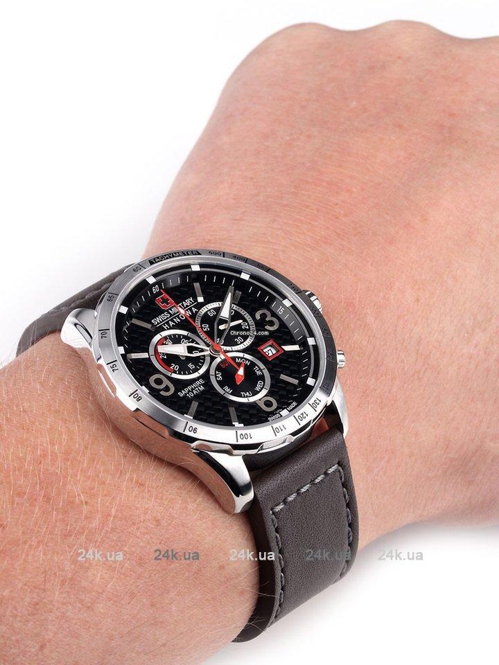 Часы Swiss Military Hanowa 06-4251.04.007 Часы Roamer 220.837.49.65.02