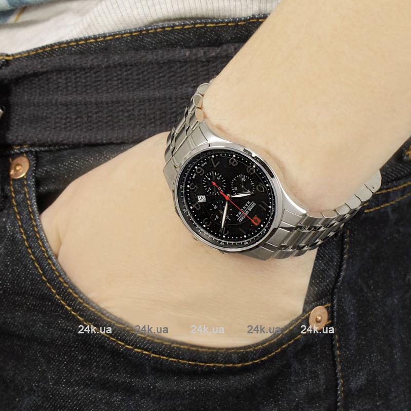 Мужские часы Swiss Military Hanowa 06-5233.04.007 Мужские часы Swiss Mountaineer SML8020