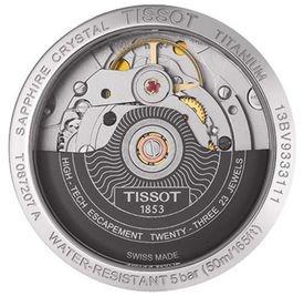 Предварительный просмотр фотографии Tissot T087.407.56.037.00