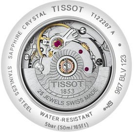 Предварительный просмотр фотографии Tissot T122.207.11.051.00